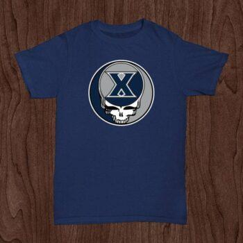 ... Grateful Dead - Xavier University Stealie Steal Your Face Shirt ... d0af31cdb